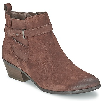 kengät Naiset Bootsit Sam Edelman PACIFIC Brown