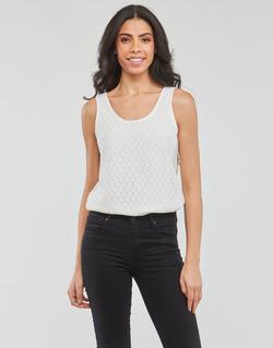 vaatteet Naiset Topit / Puserot Moony Mood IGUOHIAVINE Valkoinen
