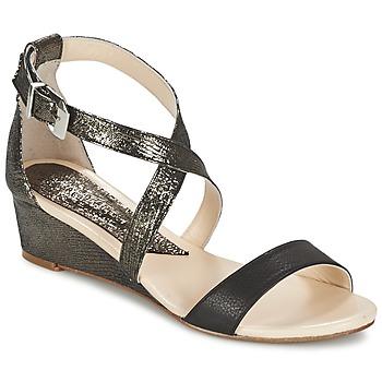 kengät Naiset Sandaalit ja avokkaat Anaki GEKOI Black