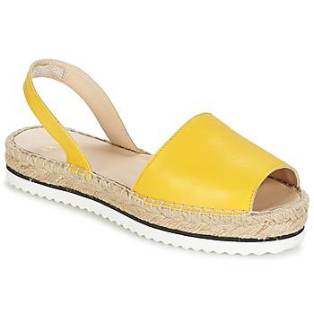 kengät Naiset Sandaalit ja avokkaat Anaki TEQUILAI Python / Argenté
