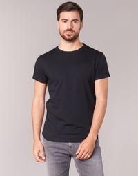 vaatteet Miehet Lyhythihainen t-paita BOTD ESTOILA Black