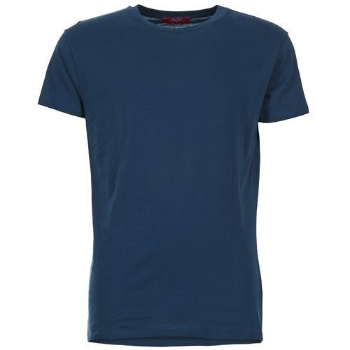 vaatteet Miehet Lyhythihainen t-paita BOTD ESTOILA Laivastonsininen