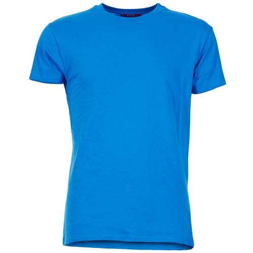 vaatteet Miehet Lyhythihainen t-paita BOTD ESTOILA Blue