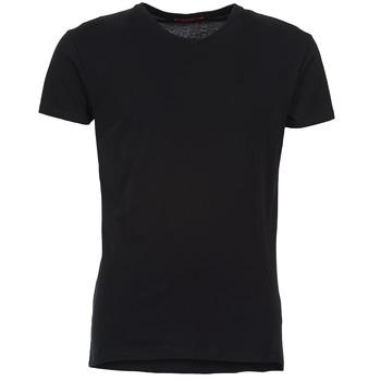 vaatteet Miehet Lyhythihainen t-paita BOTD ECALORA Black