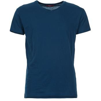 vaatteet Miehet Lyhythihainen t-paita BOTD ECALORA Laivastonsininen