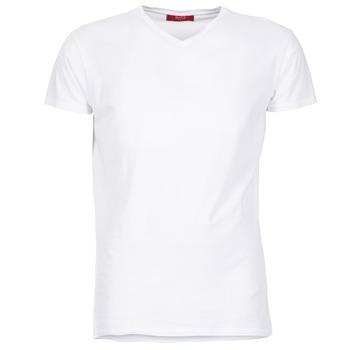 vaatteet Miehet Lyhythihainen t-paita BOTD ECALORA White