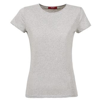 vaatteet Naiset Lyhythihainen t-paita BOTD EQUATILA Grey