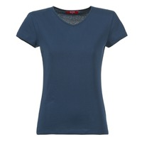 vaatteet Naiset Lyhythihainen t-paita BOTD EFLOMU Laivastonsininen