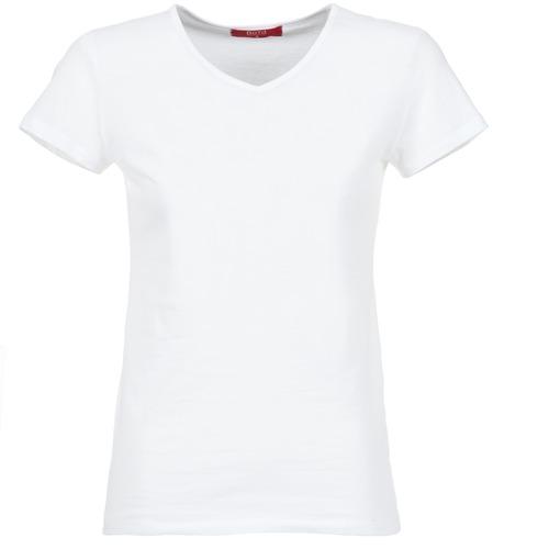 vaatteet Naiset Lyhythihainen t-paita BOTD EFLOMU White