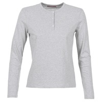 vaatteet Naiset T-paidat pitkillä hihoilla BOTD EBISCOL Grey