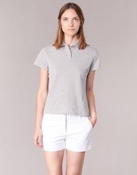 vaatteet Naiset Lyhythihainen poolopaita BOTD ECLOVERA Grey