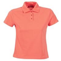 vaatteet Naiset Lyhythihainen poolopaita BOTD ECLOVERA Orange