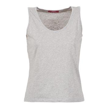 vaatteet Naiset Hihattomat paidat / Hihattomat t-paidat BOTD EDEBALA Grey