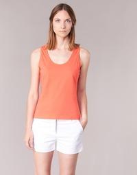 vaatteet Naiset Hihattomat paidat / Hihattomat t-paidat BOTD EDEBALA Orange