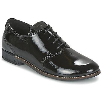 kengät Naiset Derby-kengät TBS MERLOZ Black