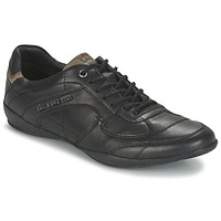 kengät Miehet Matalavartiset tennarit TBS MERAPI Black / Grey
