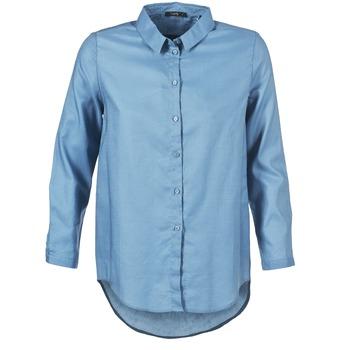 vaatteet Naiset Paitapusero / Kauluspaita School Rag CHELSY Sininen