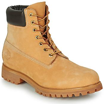 kengät Miehet Bootsit Timberland PREMIUM BOOT 6'' Brown