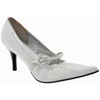 kengät Naiset Korkokengät Chedivé  Valkoinen