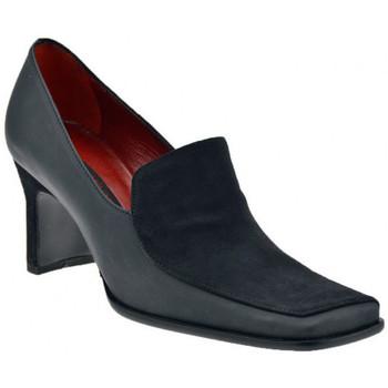 kengät Naiset Korkokengät Enrico Del Gatto  Musta
