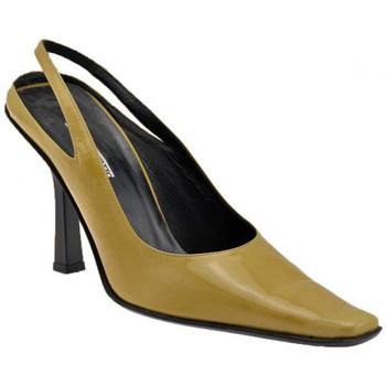 kengät Naiset Korkokengät Enrico Del Gatto  Beige