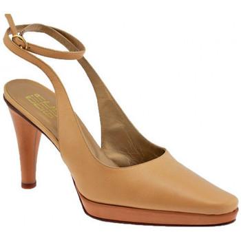 kengät Naiset Korkokengät Strategia  Keltainen