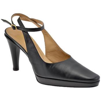 kengät Naiset Korkokengät Strategia  Musta