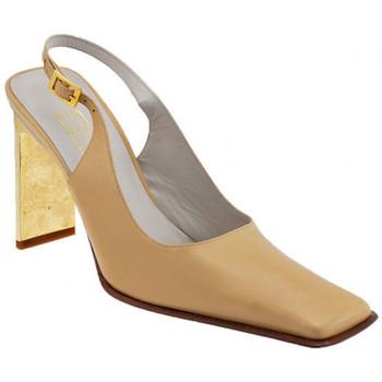 kengät Naiset Korkokengät Strategia  Beige