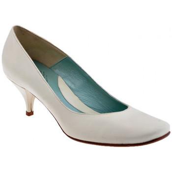 kengät Naiset Korkokengät David  Beige