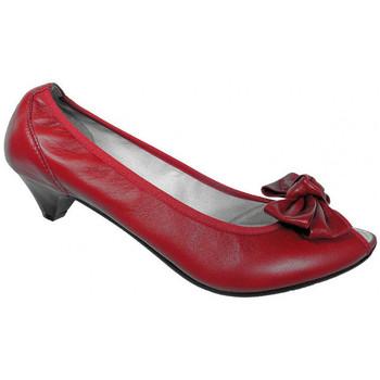 kengät Naiset Korkokengät Keys  Punainen
