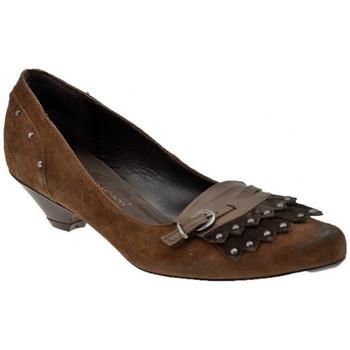 kengät Naiset Korkokengät Lea Foscati  Ruskea