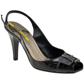 kengät Naiset Korkokengät Lea Foscati  Musta