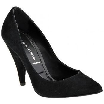 kengät Naiset Korkokengät Ssamzie  Musta