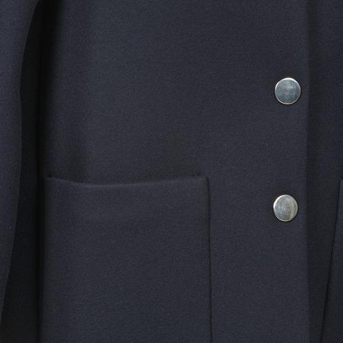 American Retro Laura Laivastonsininen - Ilmainen Toimitus- Vaatteet Paksu Takki Naiset 304