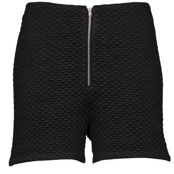 vaatteet Naiset Shortsit / Bermuda-shortsit American Retro JOSEPH S Black