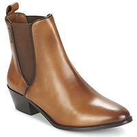 kengät Naiset Nilkkurit Pepe jeans DINA Brown