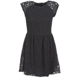 vaatteet Naiset Lyhyt mekko Best Mountain VISCAL Black