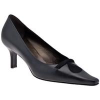 kengät Naiset Korkokengät New Line  Musta