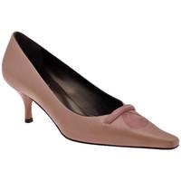 kengät Naiset Korkokengät New Line  Vaaleanpunainen