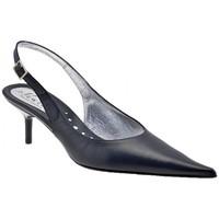 kengät Naiset Korkokengät New Line  Sininen