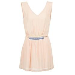 vaatteet Naiset Lyhyt mekko Moony Mood EARINE Pink
