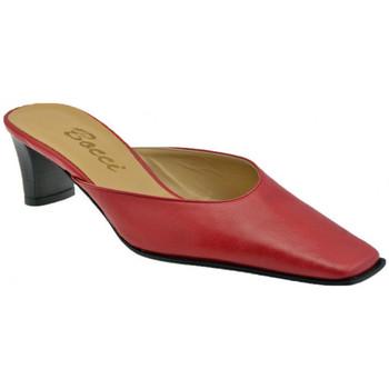 kengät Naiset Puukengät Bocci 1926  Punainen
