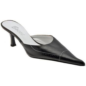 kengät Naiset Puukengät Bocci 1926  Musta