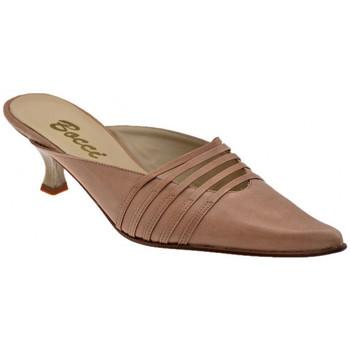 kengät Naiset Puukengät Bocci 1926  Ruskea