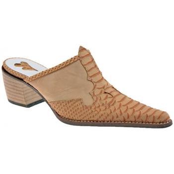 kengät Naiset Puukengät Bocci 1926  Oranssi