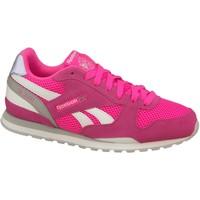 kengät Naiset Matalavartiset tennarit Reebok Sport GL 3000 V69799 pink