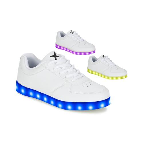kengät Matalavartiset tennarit Wize & Ope THE LIGHT White