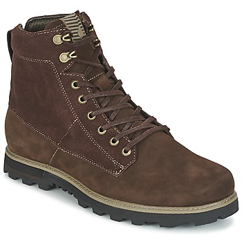 kengät Miehet Bootsit Volcom SMITHINGTON BOOT Brown