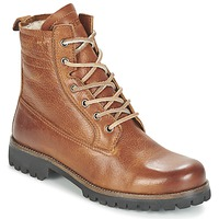 kengät Naiset Bootsit Blackstone MAZINE Brown