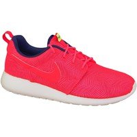 kengät Naiset Tennarit Nike Roshe One Moire Wmns 819961-661 Red